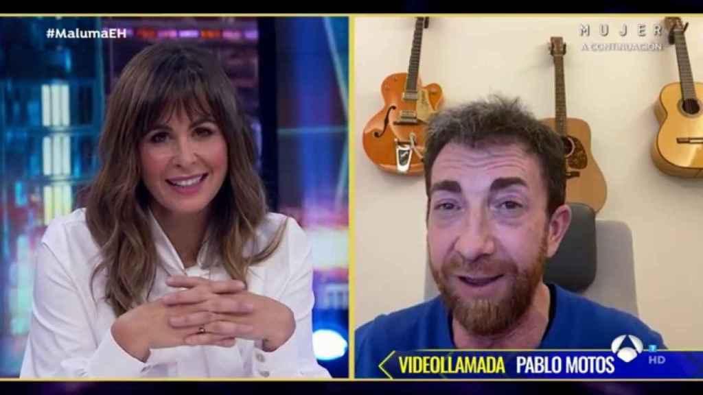 Pablo Motos anuncia que ha superado el COVID y pone fecha a su regreso en 'El Hormiguero