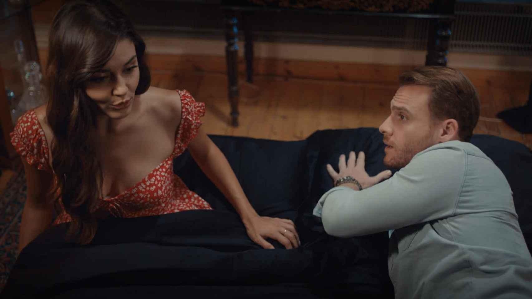 Serkan y Eda pasan la noche juntos, en el próximo capítulo de 'Love is in the air'