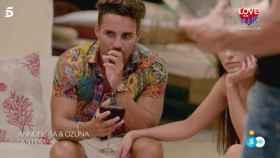 Manuel durante su noche loca en 'Tentaciones'.