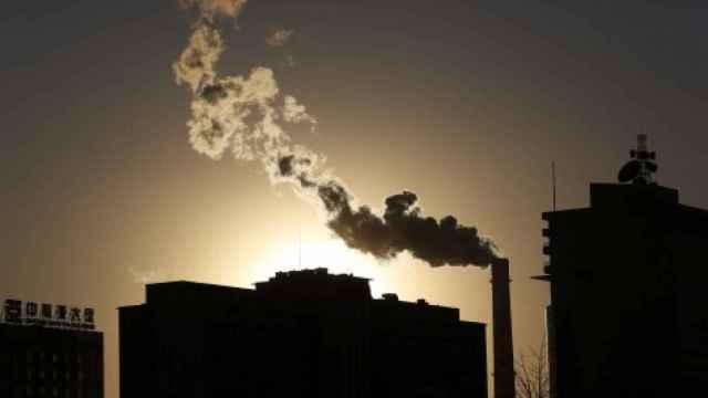 Emisiones de gases a la atmósfera.