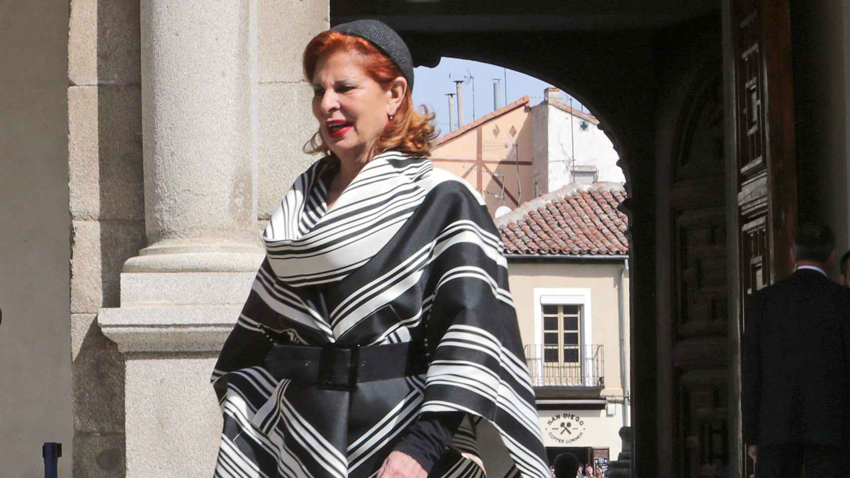 Carmen Alborch, en Alcalá de Henares en 2015.