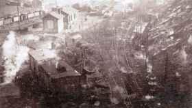 Accidente ferroviario de Torre del Bierzo de 1944.