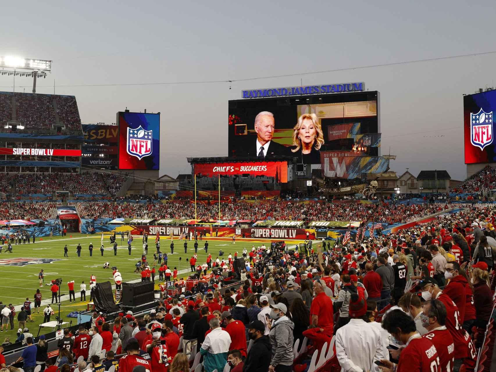 Spielbeginn Super Bowl 2021