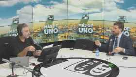 Pablo Casado, presidente del PP, entrevistado en Onda Cero.