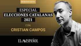 Analiza este jueves con Cristian Campos las elecciones catalanas del próximo domingo