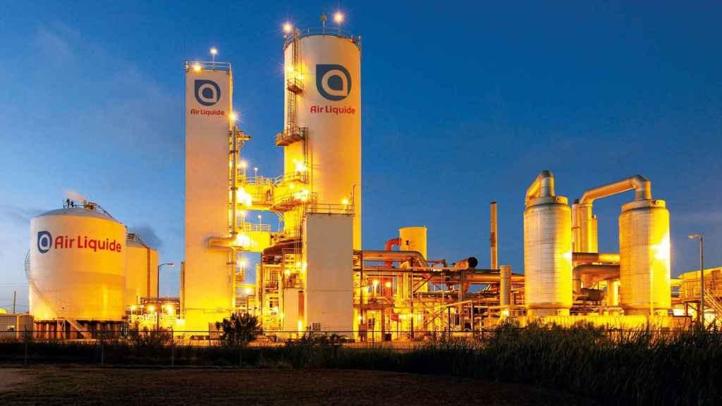 Air Liquide inaugura un electrolizador que produce 8,2 toneladas de hidrógeno al día