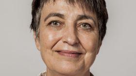 Rosa Alarcón, concejala de Movilidad del Ayuntamiento de Barcelona y presidenta de Transports Metropolitans de Barcelona (TMB).