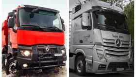 Bruselas autoriza la alianza de Volvo y Daimler para el desarrollo de camiones de hidrógeno.