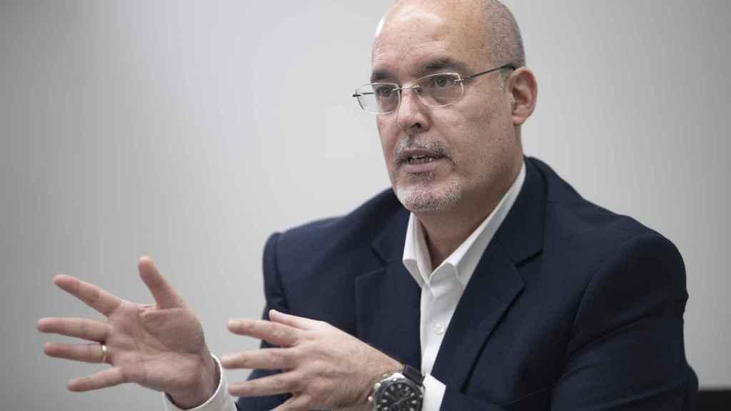 El director general de la Asociación Empresarial para el Desarrollo e Impulso del Vehículo Eléctrico (Aedive), Arturo Pérez de Lucía González.
