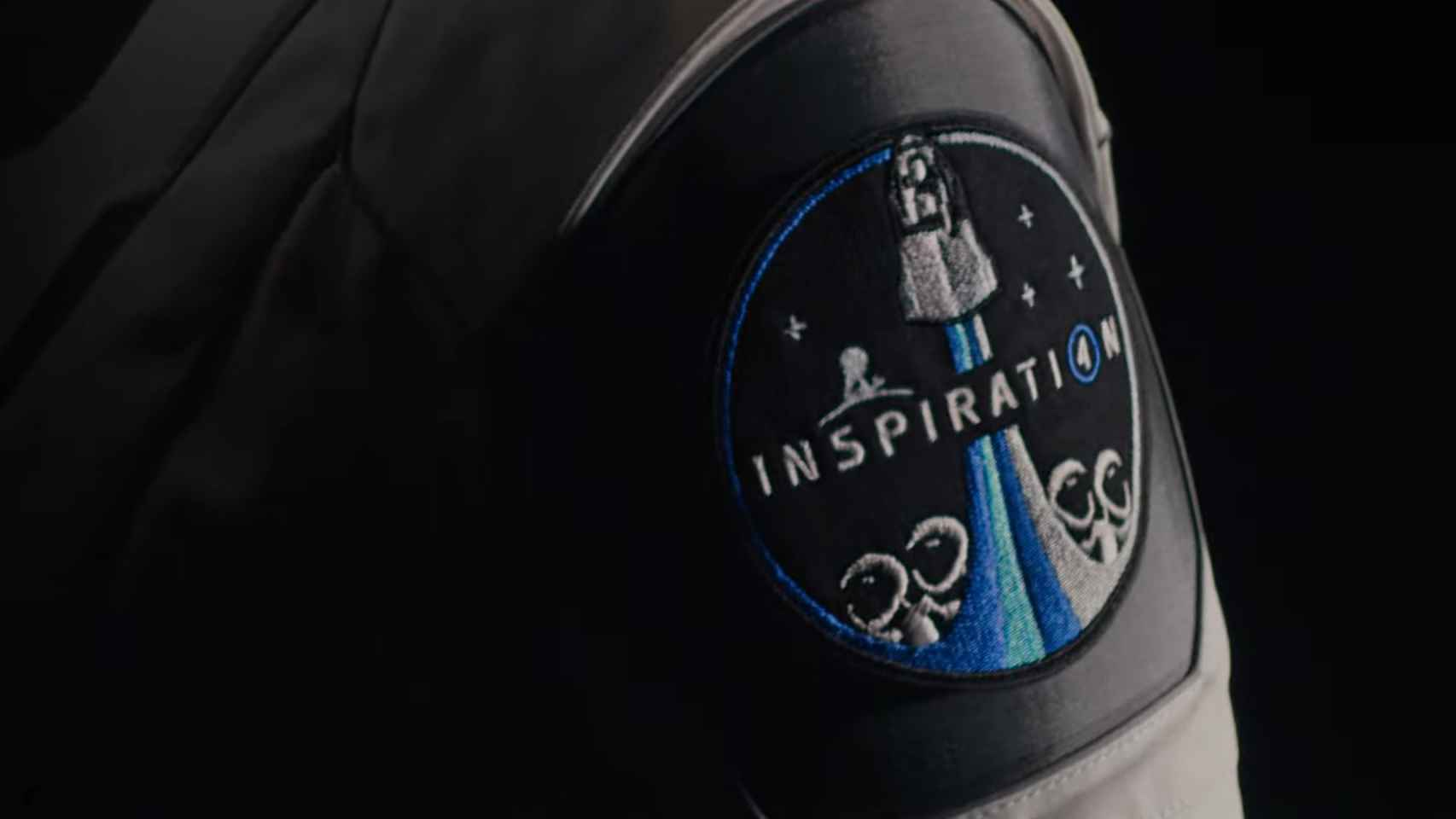 Frame del anuncio de SpaceX.