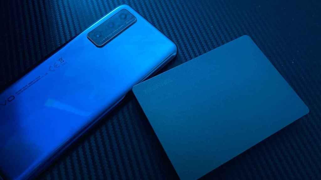 El tamaño del Toshiba Canvio Gaming es comparable al de un smartphone
