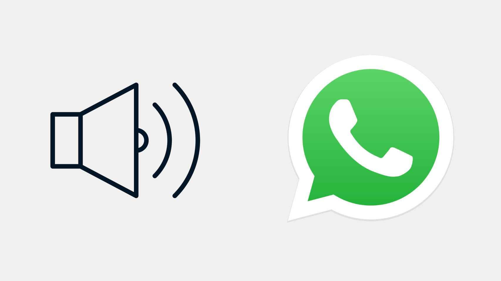 WhatsApp nos permitirá quitar el sonido de los vídeos que compartimos