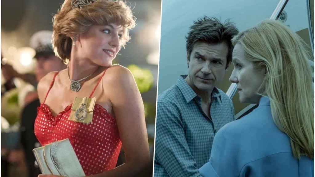 'The Crown' y 'Ozark' convierten a Netflix en la plataforma con más nominaciones