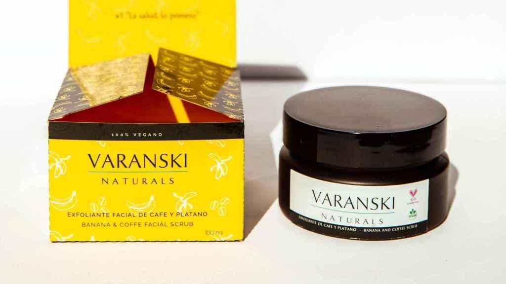 Varanski Naturals ha ideado una línea centrada en esta fruta por los efectos que posee en la dermis.