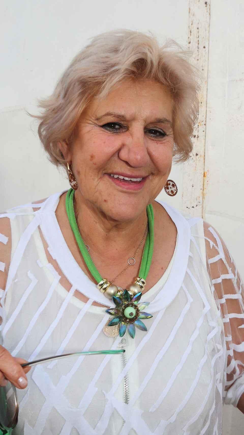 Carmen Bazán en una imagen de archivo.
