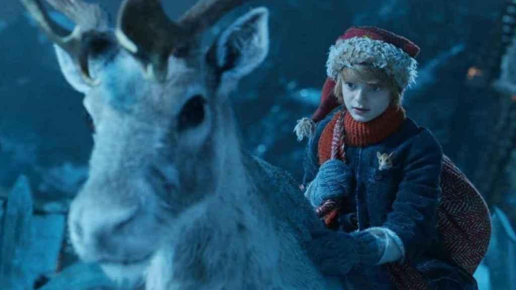 'A boy called christmas'