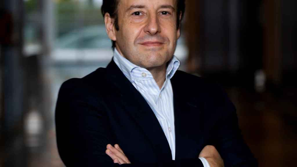 Víctor Matarranz, responsable global de la división de Wealth Management & Insurance de Banco Santander.