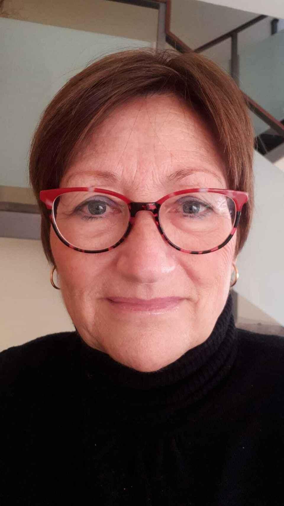 Conchita Grau, asmática.