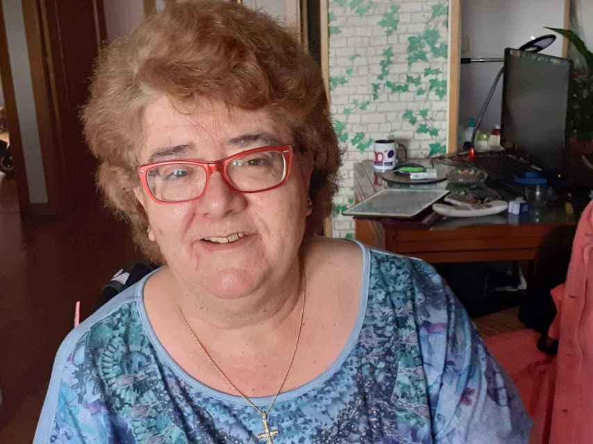 Cristina, esclerosis múltiple.