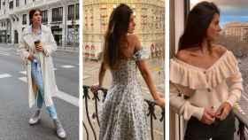 Mery Turiel cautiva a sus seguidores con sus 'looks' más primaverales.