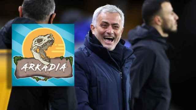 El meme del Tottenham sobre ARKADIA
