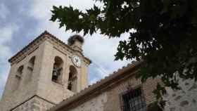 Torre de la Iglesia de San Pablo de los Montes (Toledo)