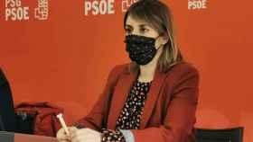 La concejala del PSdeG en Ribadavia y futura alcaldesa, Noelia Rodríguez.