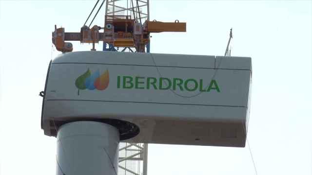 Iberdrola pone en marcha tres parques eólicos en Asturias.