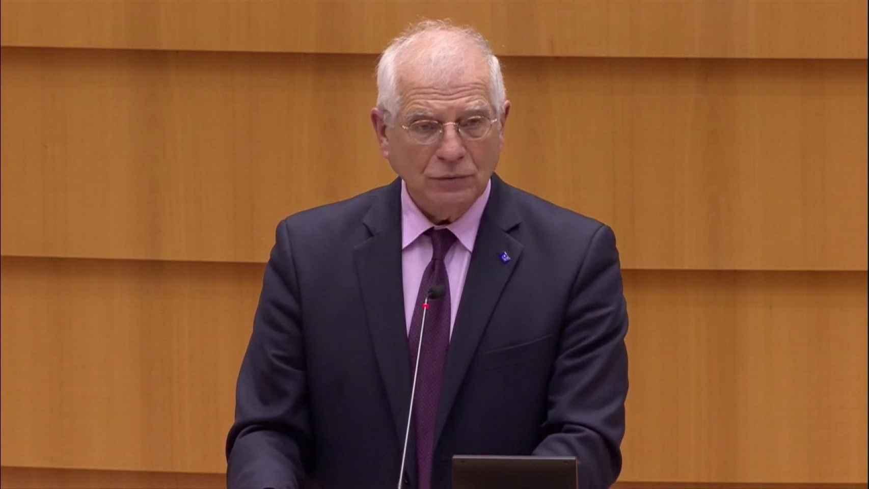 Borrell asegura que sabía que su viaje a Rusia acarreaba riesgos