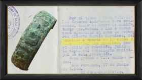 Los dos anillos en una fosa que logran identificar al cabo republicano Alberto, fusilado en 1940 en Cádiz