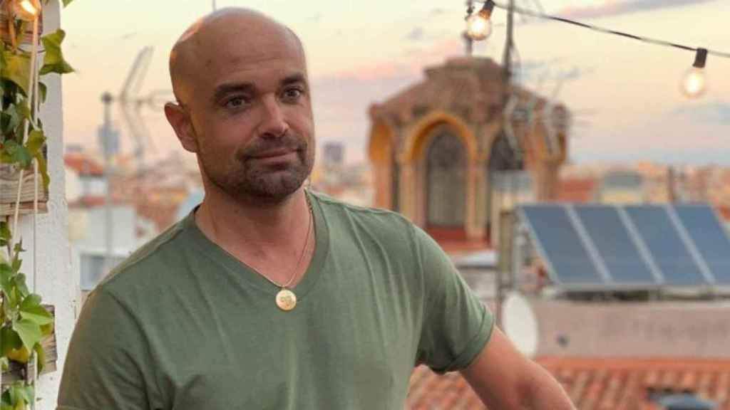 El guionista extremeño Jaime Vaca.