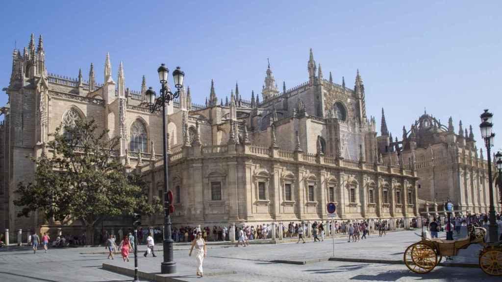 La Catedral de Sevilla en una imagen de archivo.