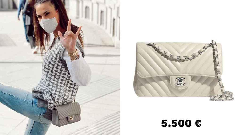 El Chanel de 5.500 euros de Carla Barber.