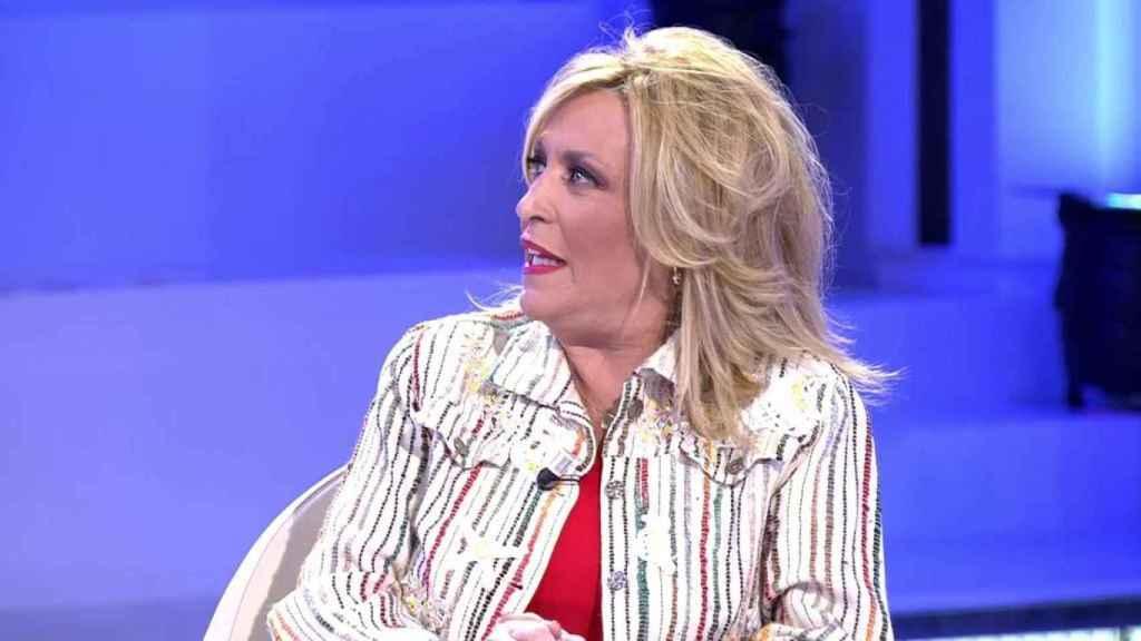 Lydia Lozano ha estado en el programa como 'opinionista' invitada.