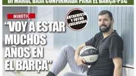 Portada Mundo Deportivo (10/02/21)