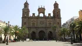 La catedral de Las Palmas de Gran Canaria. FOTO: Pixabay