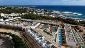 Imagen del hotel que ha comprado Mazabi en Menorca.