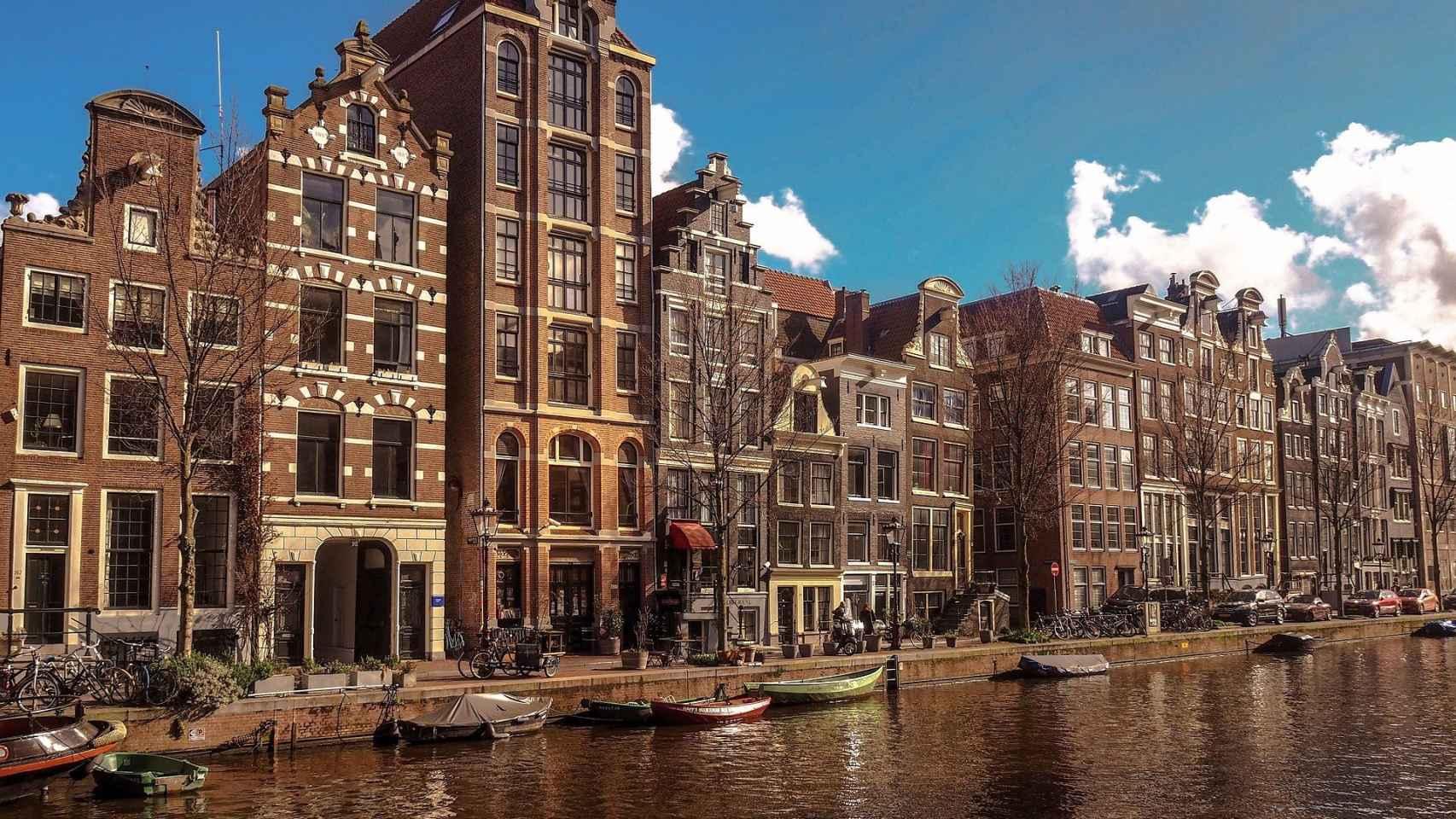 Imagen de Ámsterdam.
