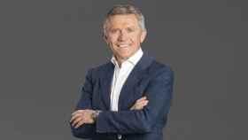Francisco Pérez Botello, presidente del Grupo Volkswagen en España.