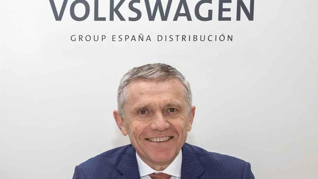 Volkswagen Group España Distribución aglutina a Audi, Volkswagen y Skoda.