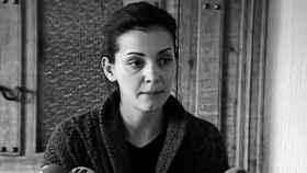 Rueda de prensa de Nevanka Fernández, el 26 de marzo de 2001, para denunciar el acoso que sufría.