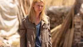 Claire Danes como Carrie Mathison en 'Homeland'.