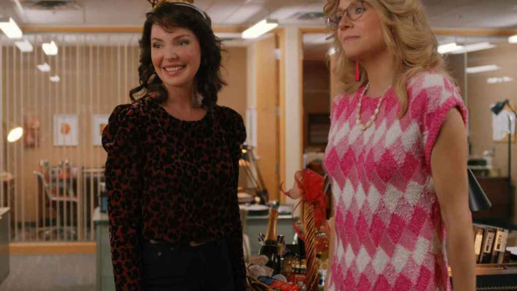 Katherine Heigl y Sarah Chalke son Tully y Kate en 'Firefly Lane'.