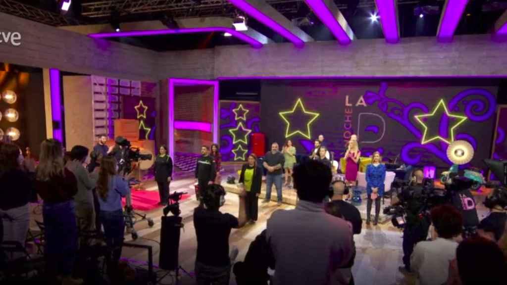 El aplauso con el que finalizó el programa de Dani Rovira.
