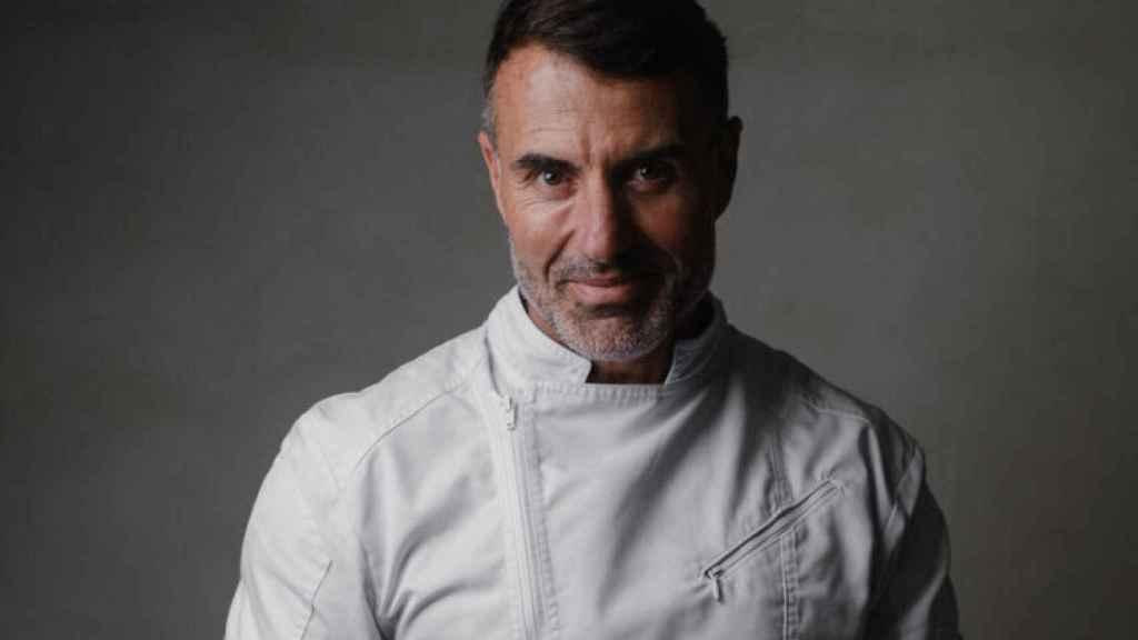 Chef Lucas Maes