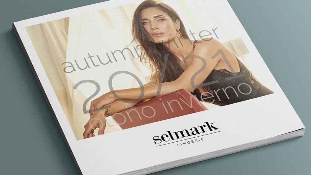 Pilar Rubio, un gran reclamo para el catálogo de Selmark en la temporada otoño/invierno 2021.