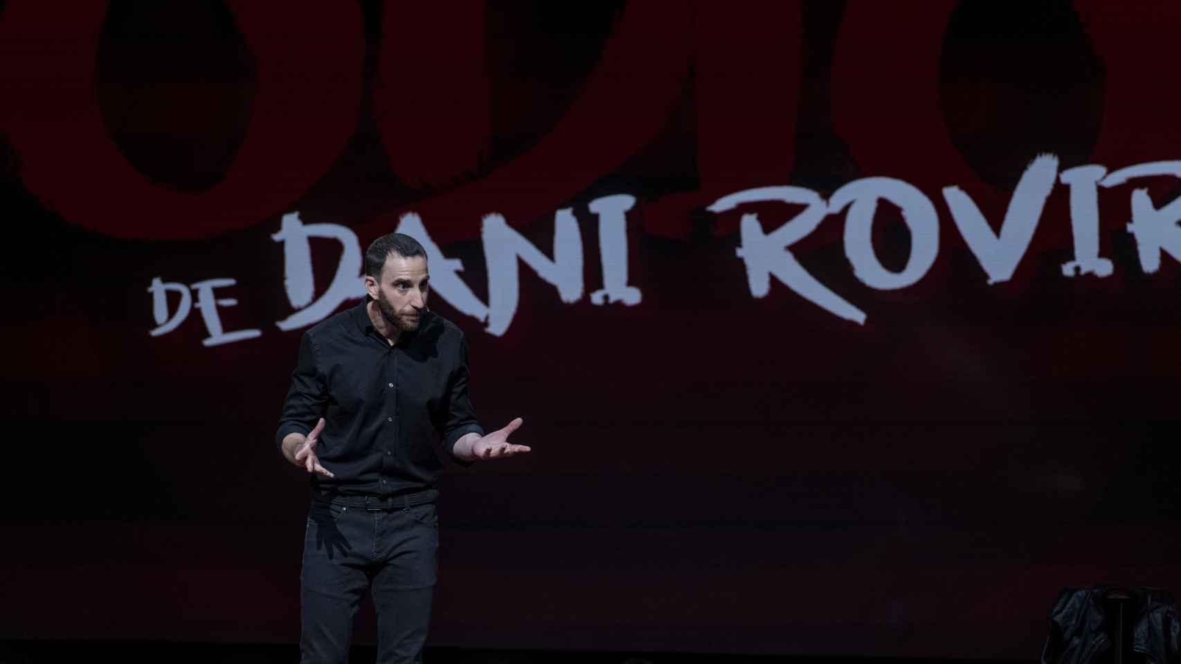 Dani Rovira en 'ODIO'.