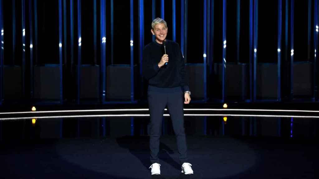 Ellen DeGeneres en 'Relatable'.