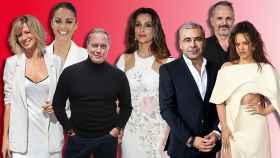 Estos famosos están libres y dispuestos a encontrar a alguien con quien celebrar San Valentín.