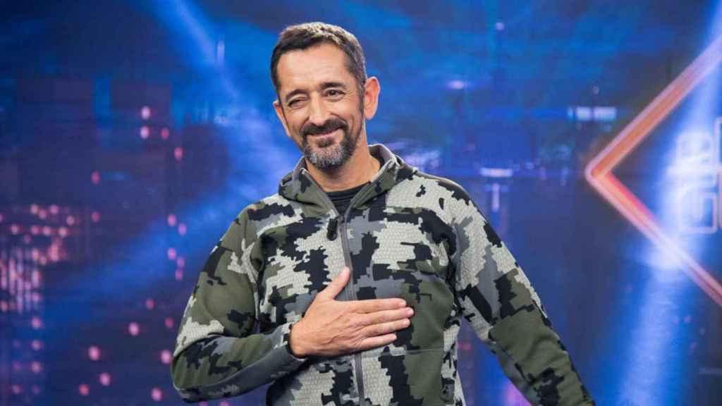 El doctor Pedro Cavadas en El Hormiguero de Antena 3.